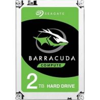 Seagate 2TB BarraCuda Desktop HDD SATA 6Gb/s 64MB