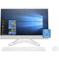 HP All-in-One 24-f0060d Intel i5-8400T, 8 GB, 1 TB, 2GB Graphics, DVDRW, 23.8 Inch Touch, Windows10