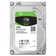 Seagate 4TB BarraCuda Desktop HDD SATA 6Gb/s 64MB